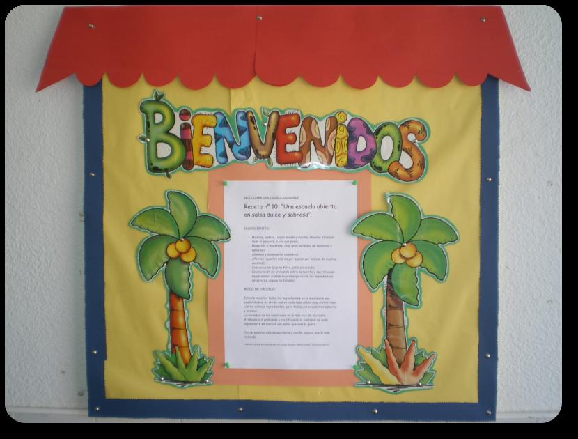 ... para presentar solicitudes de admisión de nuevos alumn@s en nuestro